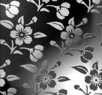 Mirror Black Etching Stainless Steel Sheet pictures & photos