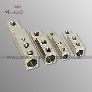 Brass Current Cable Connector with Nickel Plating (MLIE-BTL013) pictures & photos
