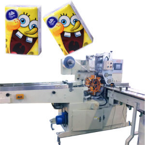 Automatic Envelope Tissue Paper Packing Machine pictures & photos
