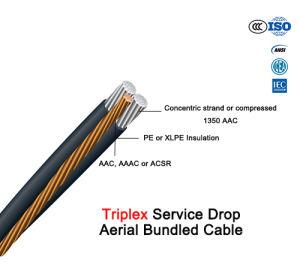 Overhead Bundled Medium Voltage Aluminium XLPE 33kv ABC Cable pictures & photos