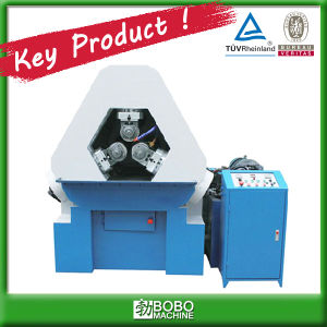 Hydraulic Steel Pipe Screw Threading Machine pictures & photos