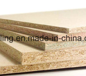 Melamine Paper Particle Chipboard pictures & photos
