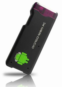 Mk805 Newly Developed Google TV Sticker Mini PC Rock Chip Rk3066 Dual-Core Cortex-A9