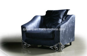 Psot-Modern Style Living Room Fabric Seating Sofa (LS-102A) pictures & photos