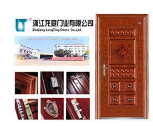 Copper Sun-Proof Security Door pictures & photos