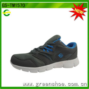 Hot Selling Men′s Sports Running Shoes Jogging Footwear (GS-TM1570) pictures & photos