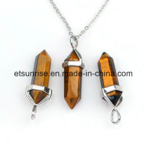 Fashion Natural Crystal Garnet Beaded Gemstone Necklace Jewelry Sets pictures & photos