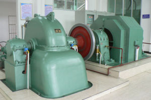 Generator Unit in Chishui Power Plant (SFW1600-8/1430) pictures & photos