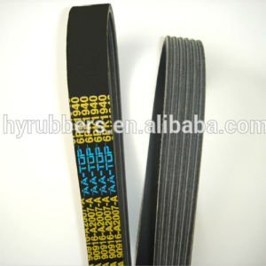 Hot Sale Industrial V Belt, Rubber Banded V Belts pictures & photos