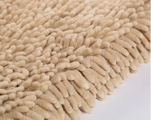 Shaggy Chenille High Pile Living Room Flooring Carpet