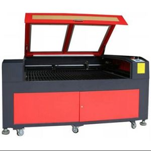 60-150W Acrylic Wool Stencil Laser Cutting Machine pictures & photos