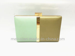 Two Color Women Clutch Bag, 2017 New Design Mz-0411 pictures & photos