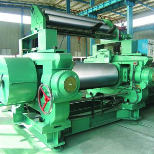 Xk-450 Rubber Mixing Mill with ISO, SGS, CE pictures & photos