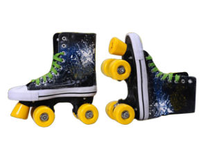 Children Skate Shoes with Hot Salels (YV-HS04) pictures & photos