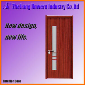 Solid Wooden Interior Main Doors Yf-S08 pictures & photos