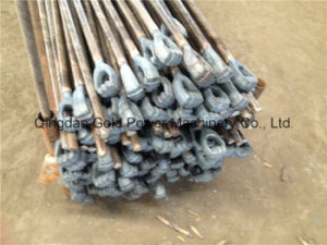 Forged Line Fitting No Wrench Screw Anchor Rod pictures & photos