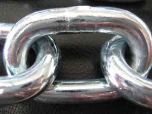 Galvanized Link Chain DIN5685 pictures & photos