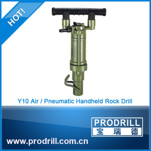 Prodrill Y10 Hand Held Rock Drill for Drilling pictures & photos