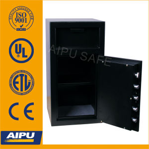 Front Loading Depository with 3mm Body, 12mm Door (FL2714S1-C) pictures & photos