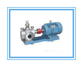 Ycb-G Heat Insulation Circular Gear Oil Pump pictures & photos