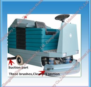High Speed Road Cleaning Machine Made in China pictures & photos