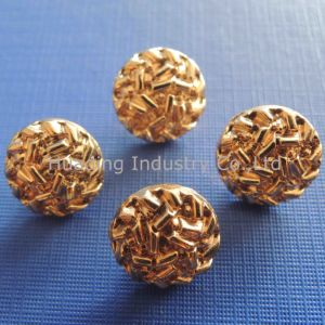Metal Hand Stitch Button of Garment (HSB00097) pictures & photos