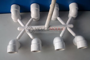 Plastic Pipe Mould, PVC Pipe Fitting Mould pictures & photos
