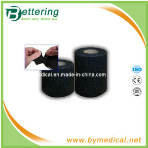 Light Rip Tearable Black Eab - Rugby Line out Lifting Tape pictures & photos