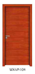 Competitive Wooden Door (WX-VP-104) pictures & photos