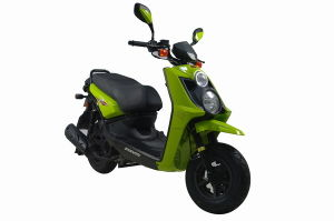 Gas Scooter LUHU (HL125T-39)