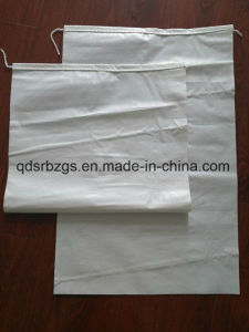 New Material White Plastic Packaging PP Woven Bag pictures & photos