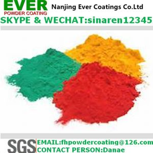 Sublimation Wood Grain Texture Powder Coating pictures & photos