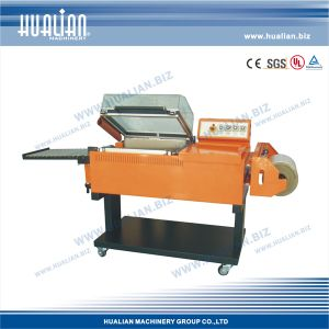 Hualian 2017 Cutting and Shrinking Machine (BSF-5540A) pictures & photos