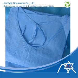 PP Spunbond Nonwoven Fabric for Operating Gown pictures & photos