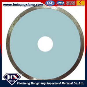 Diamond Wet Ring Saw Blade for Glass Cutting pictures & photos