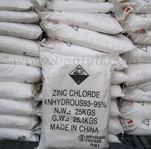 Hot Galvanization Industry Zinc Chloride 98% pictures & photos