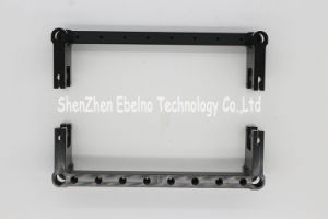 Custom Sheet Metal Bending Product, Aluminum Stamping Parts Black Anodizing CNC Parts pictures & photos