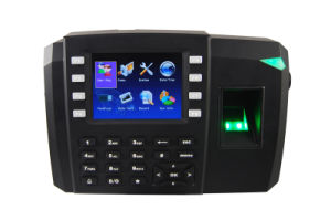 Biometric Fingerprint Access Control with TFT Color Screen (TFT600) pictures & photos