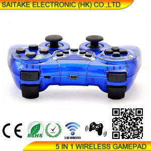 Wireless Li-Battery Gamepad (STK-WL2023PUP) pictures & photos