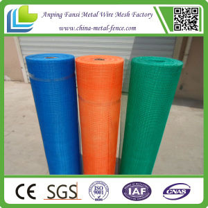 160g 5X5mm Bule Color Alkali Resistant Wall Buliding Fiberglass Mesh for Thermal Insulation pictures & photos