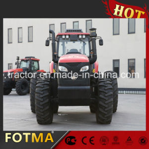 280HP Agricultural Tractor, Kat Four Wheeled Farm Tractor (KAT 2804) pictures & photos