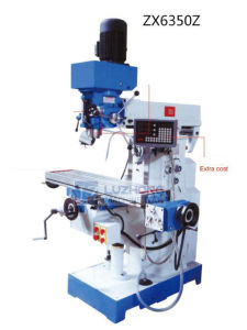 Universal Milling & Drilling Machine (Universal Milling Machine ZX6350Z) pictures & photos