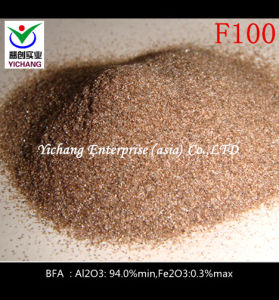 Brown Aluminum Oxide for Buffing Media pictures & photos