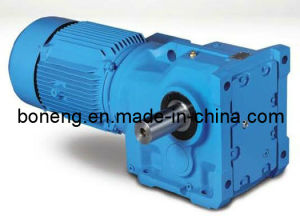 K Series Helical-Spiral Bevel Gearbox pictures & photos