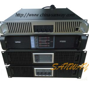 Fp10000q PA Subwoofer Amplifier, Sanway 4 Channel 2 Ohms Stable Audio Amplifer pictures & photos
