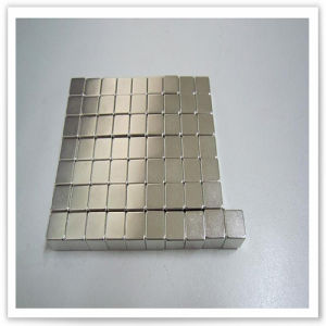 Cubic Square Bar Magnet with CE RoHS