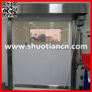 Industrial Fast Speed Shutter Door, Fast Shutter Door (ST-001) pictures & photos