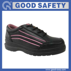 Injection Safety Shoe for Ladies (GSI-639)