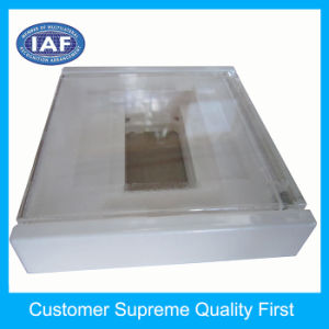 Customized Plastic Product Transparent Plastic Cover pictures & photos