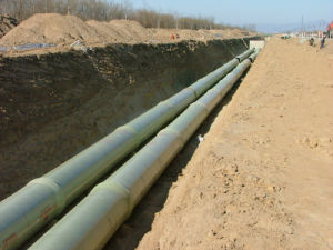 Corrosion Resistance GRP Pipe pictures & photos